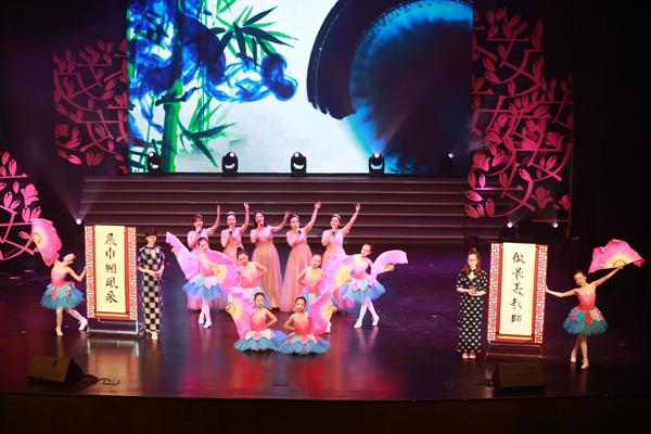 艺术组区三八节表演.JPG